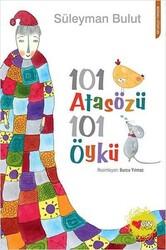 Can Çocuk Yayınları - 101 Atasözü 101 Öykü Can Çocuk Yayınları