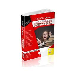 Editör Yayınevi - 2. Sınıf Tüm Dersler Etkinlikler Kitabı Editör Yayınları