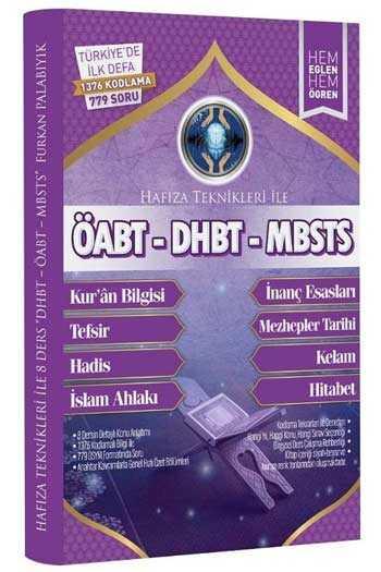 Tahayyül Yayınları 2021 ÖABT DHBT MBSTS Hafıza Teknikleri ve Kodlama ile Konu Anlatımlı Soru Bankası