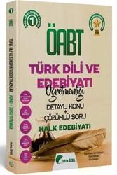 Yekta Özdil - 2020 ÖABT Türk Dili ve Edebiyatı Öğretmenliği Konu Anlatımlı ve Soru Bankası Yekta ÖZDİL 1. Kitap