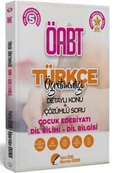 Yekta Özdil - 2020 ÖABT Türkçe Öğretmenliği Konu Anlatımlı Soru Bankası Yekta ÖZDİL 5. Kitap