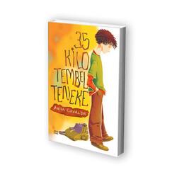 Günışığı Kitaplığı - 35 Kilo Tembel Teneke - Anna Gavalda<br>Günışığı Kitaplığı