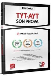 3D Yayınları - 3D Yayınları TYT AYT Tamamı Video Çözümlü Son Prova Denemesi