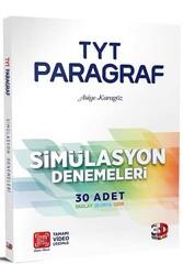 3D Yayınları - 3D Yayınları TYT Paragraf Simülasyon 30'lu Denemeleri