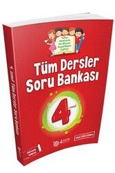 4 Adım Yayınları - 4 Adım Yayıncılık 4. Sınıf Tüm Dersler Soru Bankası