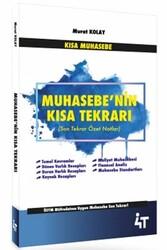 4T Yayınları - 4T Yayınları 2020 Muhasebenin Kısa Tekrarı