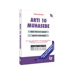4T Yayınları - 4T Yayınları Artı 10 Muhasebe