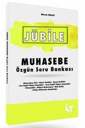 4T Yayınları - 4T Yayınları Jübile Muhasebe Özgün Soru Bankası