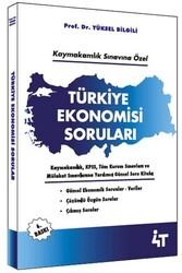 4T Yayınları - 4T Yayınları Türkiye Ekonomisi Soruları