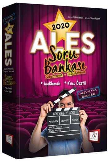 657 Yayınları 2020 ALES Konu Özetli Açıklamalı Soru Bankası