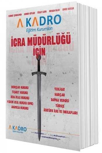 A Kadro Yayınları İcra Müdürlüğü Konu Anlatımı