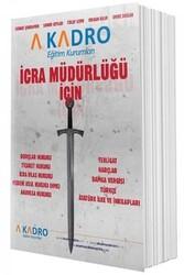 A Kadro Yayınları - A Kadro Yayınları İcra Müdürlüğü Konu Anlatımı