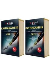A Kadro Yayınları - A Kadro Yayınları Kaymakamlık Konu Anlatım Kitabı 6.Baskı