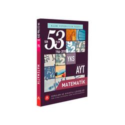 A Yayınları - A Yayınları AYT Son 53 Yıl Matematik Çıkmış Sorular Kitabı