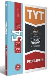 A Yayınları - A Yayınları TYT Problemler Son 54 Yıl Konu Konu Çıkmış Sorular ve Çözümleri