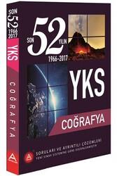A Yayınları - A Yayınları YKS Coğrafya Son 52 Yılın Çıkmış Soruları