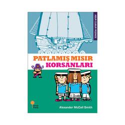 Günışığı Kitaplığı - Abur Cubur Peşinde - Patlamış Mısır Korsanları Günışığı Kitaplığı