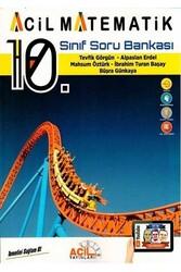 Acil Yayınları - Acil Yayınları 10. Sınıf Acil Matematik Soru Bankası