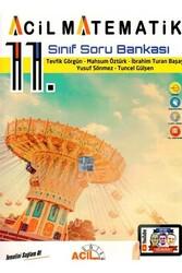 Acil Yayınları - Acil Yayınları 11. Sınıf Acil Matematik Soru Bankası