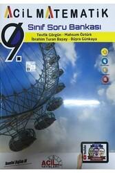 Acil Yayınları - Acil Yayınları 9. Sınıf Acil Matematik Soru Bankası