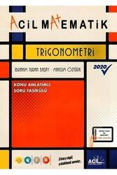 Acil Yayınları - Acil Yayınları Trigonometri Konu Anlatımlı Soru Fasikülü