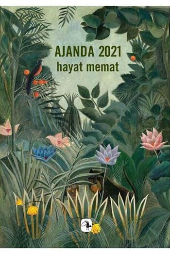 Ajanda 2021 Hayat Memat Metis Yayınları