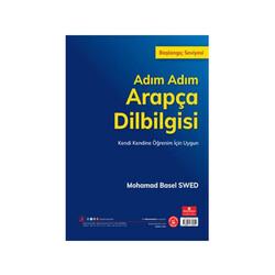 Akdem Yayınları - Akdem Yayınları Adım Adım Arapça Dilbilgisi