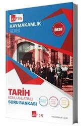 Akfon Yayınları - Akfon Yayınları 2020 Kaymakamlık Serisi Tarih Konu Anlatımlı, Soru Bankası