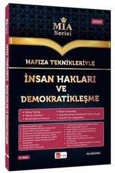 Akfon Yayınları - Akfon Yayınları Hafıza Teknikleriyle İnsan Hakları ve Demokratikleşme MİA Serisi
