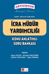 Akfon Yayınları - Akfon Yayınları İcra Müdür Yardımcılığı Konu Anlatımlı Çözümlü Soru Bankası