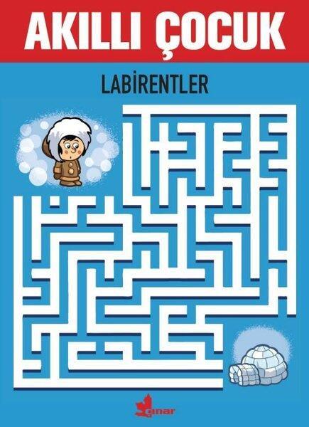 Akıllı Çocuk - Labirentler Çınar Yayınları