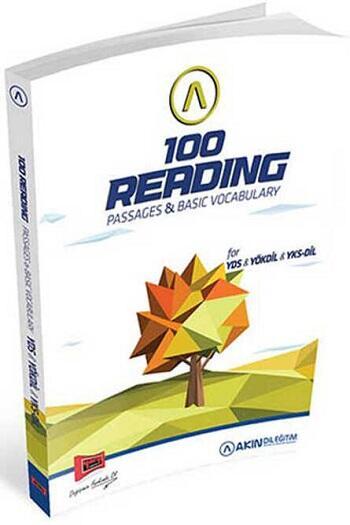 Akın Dil & Yargı Yayınları 100 Reading Passages & Basic Vocabulary
