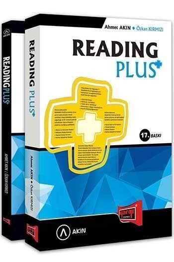 Akın Dil & Yargı Yayınları Reading Plus 17. Baskı