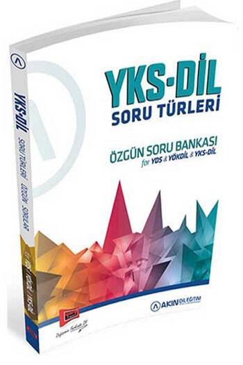 Akın Dil & Yargı Yayınları YKSDİL Özgün Soru Bankası