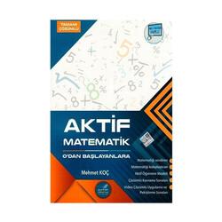 Aktif Öğrenme Yayınları - Aktif Öğrenme Yayınları Aktif Matematik 0 dan Başlayanlara