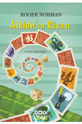 Albion'un Rüyası Yapı Kredi Yayınları