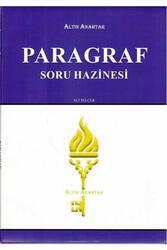 Altın Anahtar Yayınları - Altın Anahtar Yayınları Paragraf Soru Hazinesi
