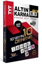 Altın Karma - Altın Karma 2021 TYT 10 Farklı Yayın 10 Farklı Deneme