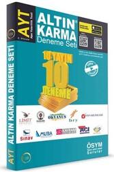 Altın Karma - Altın Karma AYT Deneme Seti 10 Farklı Yayın 10 Farklı Deneme