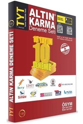 Altın Karma - Altın Karma TYT 10 Deneme Seti