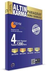 Altın Karma - Altın Karma Yayınları Tüm Sınavlar İçin Paragraf Soru Bankası