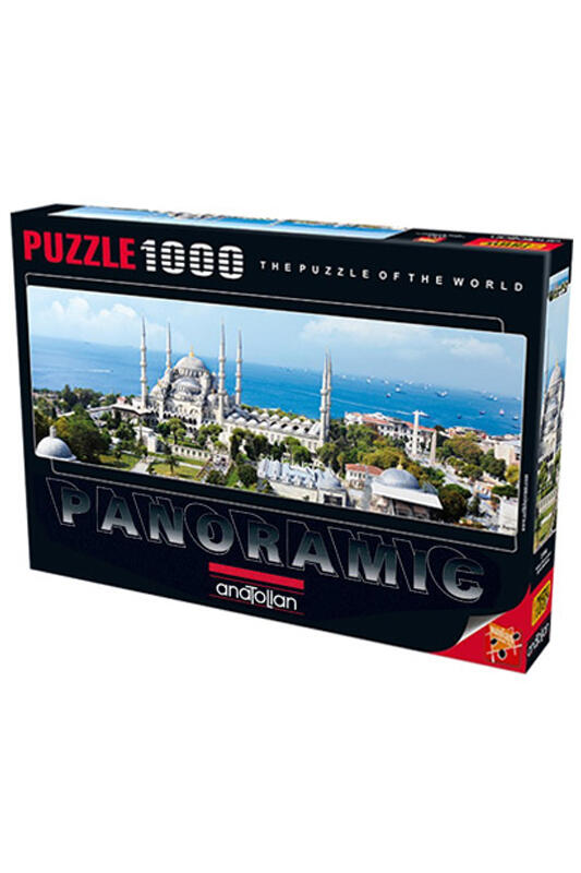 Anatolian Puzzle 1000 Parça Panoramik Sultanahmet Cami