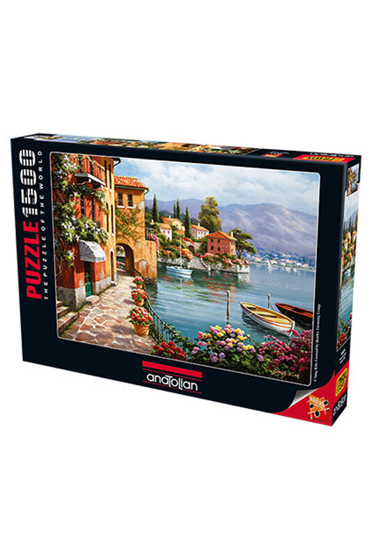 Anatolian Puzzle 1500 Parça Villa De Lago