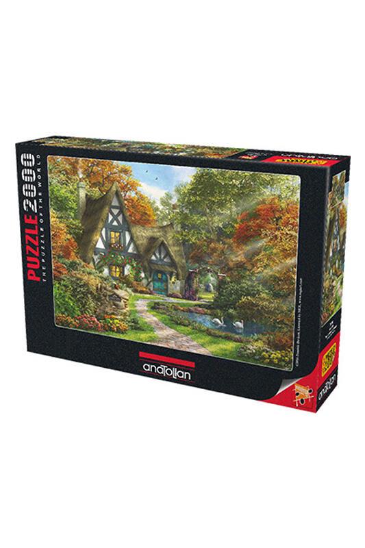 Anatolian Puzzle 2000 Parça Güz Evi