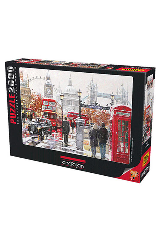 Anatolian Puzzle 2000 Parça London