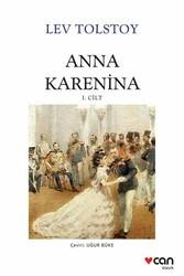 Can Yayınları - Anna Karenina 2 Cilt Can Yayınları