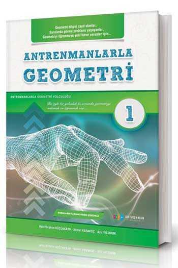 Antrenman Yayınları Antrenmanlarla Geometri – 1. Kitap