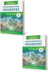 Antrenman Yayınları - Antrenman Yayınları Antrenmanlarla Geometri Seti 2 Kitap