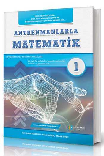 Antrenman Yayınları Antrenmanlarla Matematik – 1. Kitap