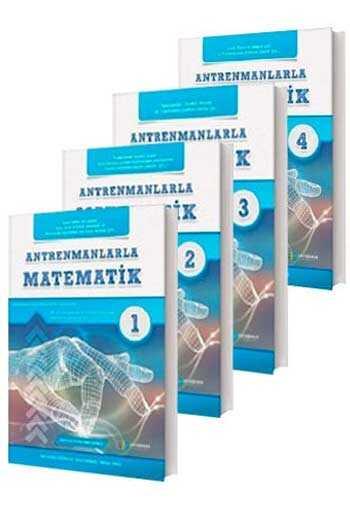 Antrenman Yayınları Antrenmanlarla Matematik Seti 4 Kitap